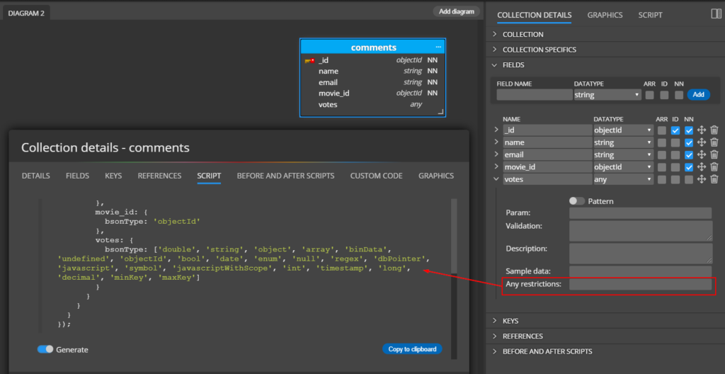 mongodb mulitple data types - all